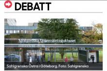 Debattartikel i Kommunalarbetaren