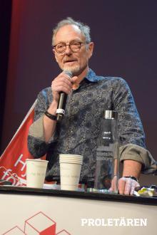 Ulf Nilsson, Byggnads. Foto: Artur Szandrowski/Proletären