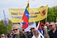 Solidaritet med Venezuela